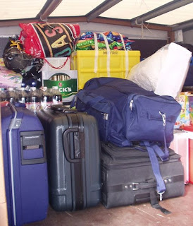 Gepäcksicherung