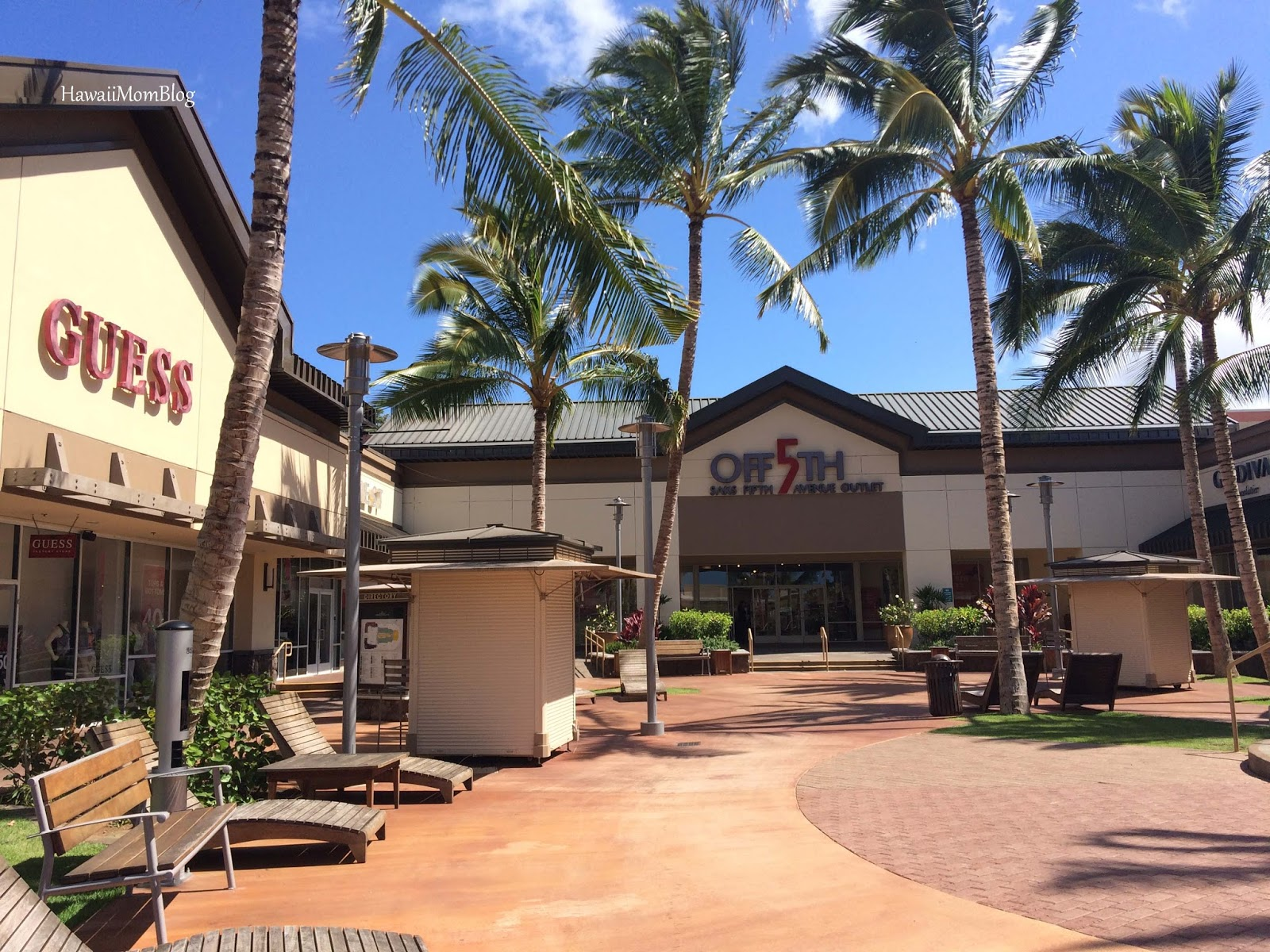 Waikele Premium Outlets is located approximately 15 miles (30 minutes) northwest of THE MODERN HONOLULU, and transportation is available by taxi, shuttle and even a narrated tour encompassing Oahu's central plain.