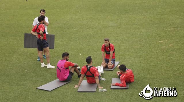 Independiente volvió a los trabajos en Villa Domínico con la presencia de Martin Campaña Entrenamiento-Villa-Domi%25CC%2581nico-Noviembre2018-ManuGaguine