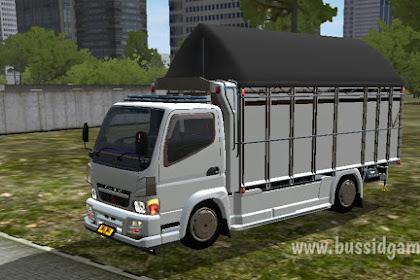 Mod Truck Canter Mukhlas v2 Varian C By RSM