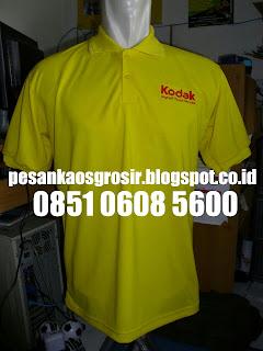 Bikin Kaos Kerah Polo Shirt Murah