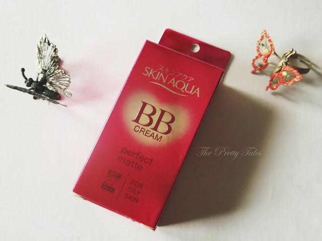 skin aqua bb cream perfect matte oily skin review