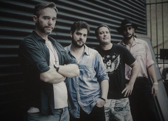 Rocket Five: escute o novo single da banda no Spotify