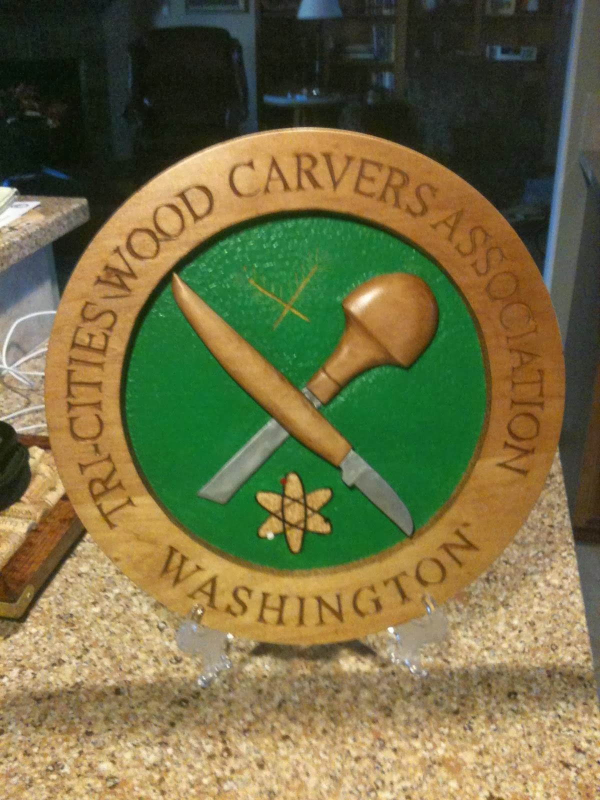 Tri-Cities Woodcarving Club: Artistry in Wood 2019