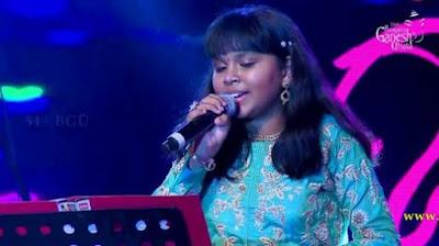 Anjana padnabhan indian idol
