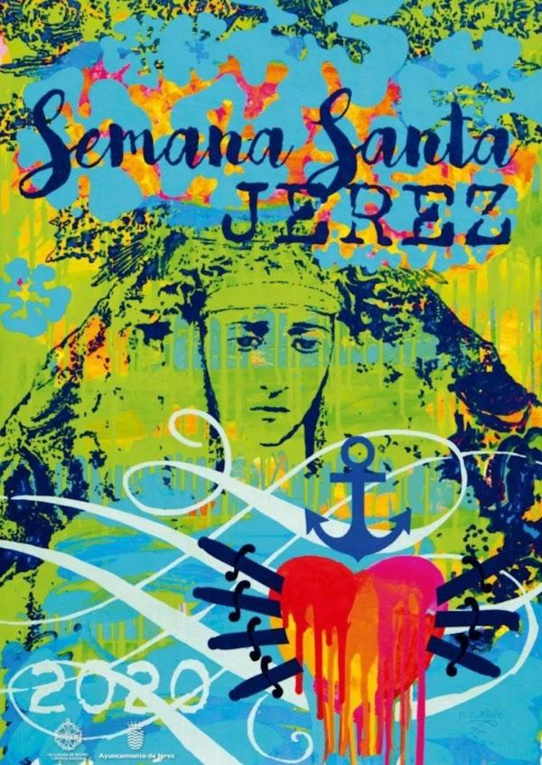 Horarios e Itinerarios Semana Santa Jerez de la Frontera 2020 (Vísperas)
