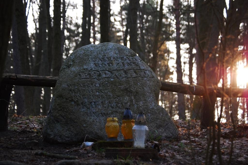 Dawna wieś Kielary i grób rodziny Erdmann