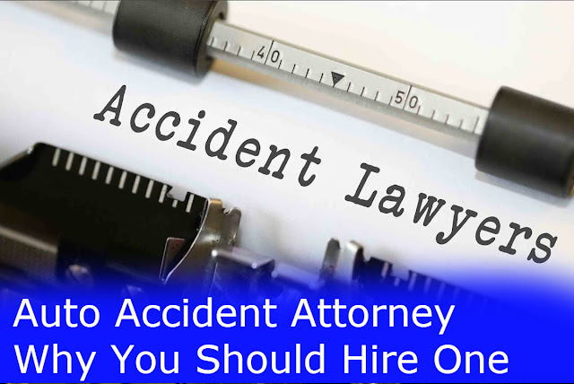 Auto Accident Lawyer  Why You Should Hire One