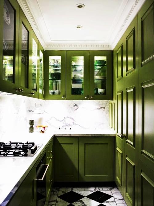 tips mendesain dapur dengan ukuran kecil agar terlihat
