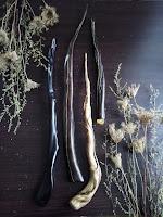 Magiczne różdżki, Magic Wands in Witchcraft