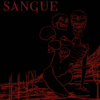 SANGUE S/T heavy doom