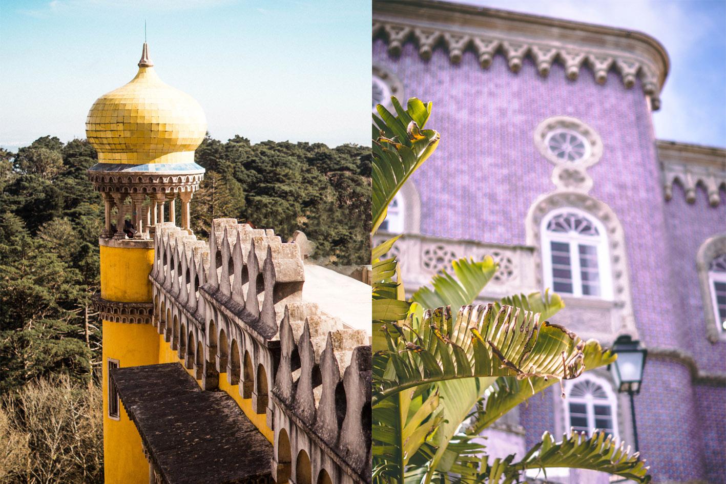 palais de Pena sintra city guide