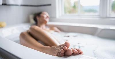 bains de désintoxication pour nettoyer et restaurer le corps