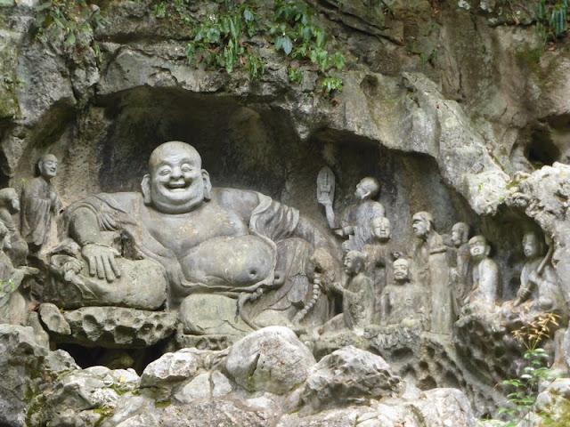 Buda en Feilai Fen