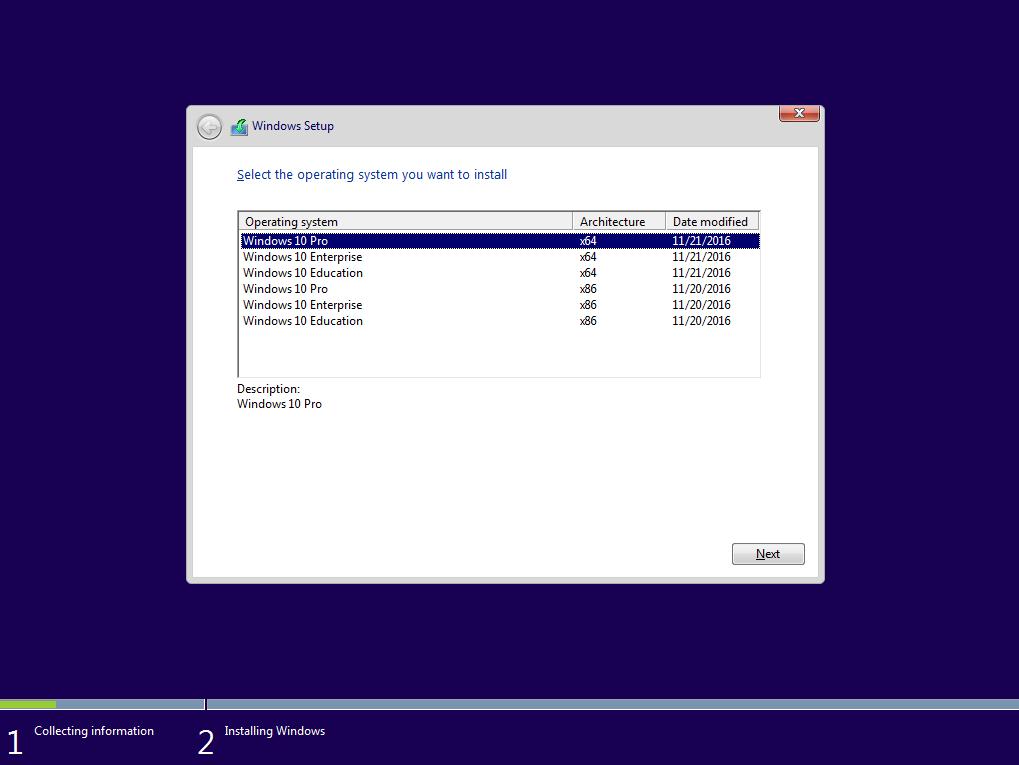 Hướng dẫn tạo Win 10 AIO sử dụng Windows Powershell