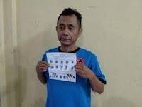 Ditetapkan Tersangka, Randen Rangga Sunda Empire Kini Berbaju Tahanan