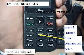 LYF Jio All Boot Key