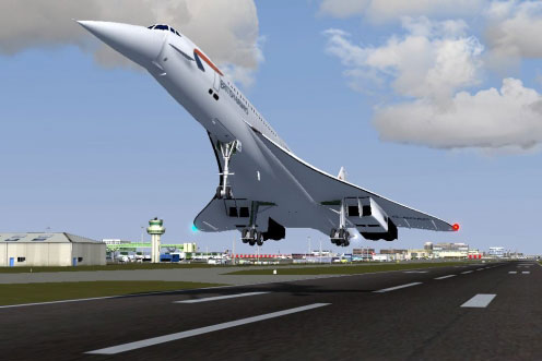 Download Game Simulator Pesawat FlightGear 3.0 Gratis
