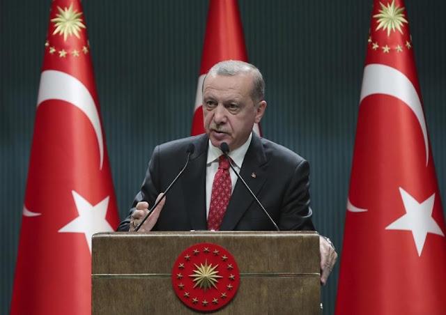 Ο Ερντογάν θέλει να κάνει προτεκτοράτο και το βόρειο Ιράκ