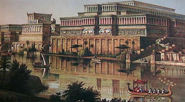 Perpustakaan Kuno Ashurbanipal