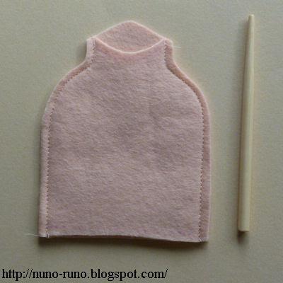 Sew body