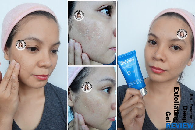 Review+Deep+Peeling+Gel+Bio+Essence