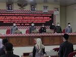 DPRD Lampung Barat Gelar Paripurna LKPJ KDH Tahun 2020