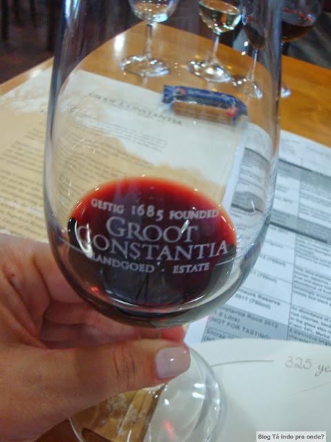 vinícola Groot Constantia, Cidade do Cabo