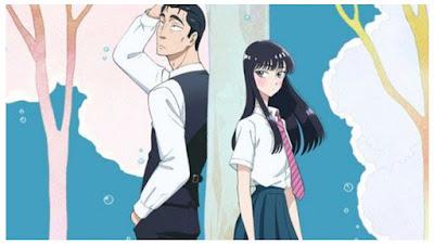 rekomendasi terbaik anime romantis baper koi ameagari no you ni