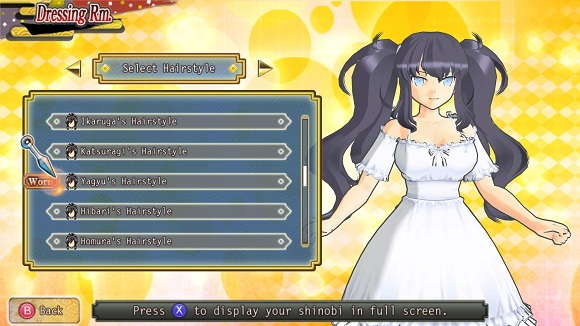 Senran Kagura Bon Appetit PC Full Version Screenshot 1