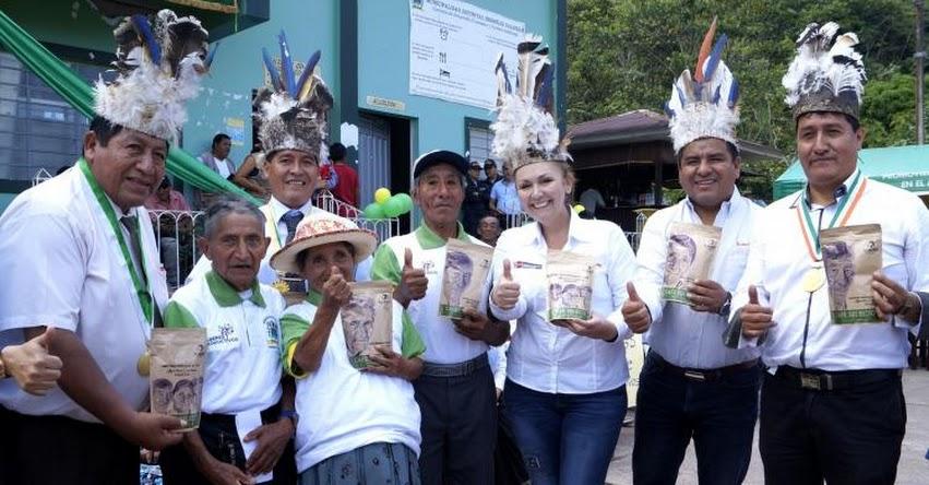 MIDIS: Una marca propia de café es creada por adultos mayores en Huánuco - www.midis.gob.pe