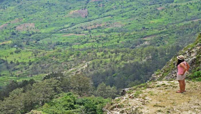Nikmati Keindahan Lembah Fulan Fehan Yang Eksotis