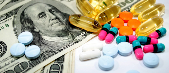 Doctors Prescribe More of a Drug If They Receive Money from a Pharma Company