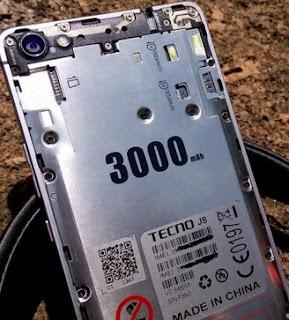 Tecno Boom J8 battrey life