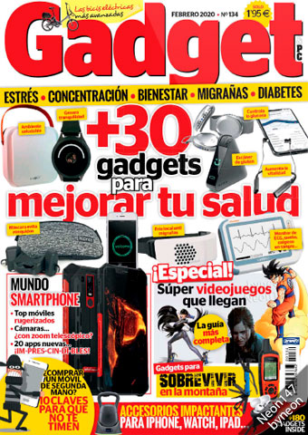 Descargar Gadget España - Febrero 2020 [PDF]