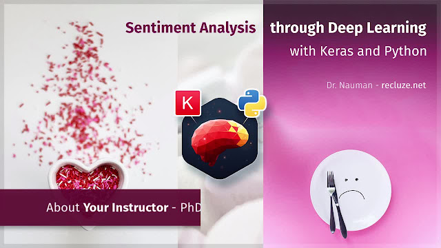 Sentiment Analysis through Deep Learning with Keras & Python