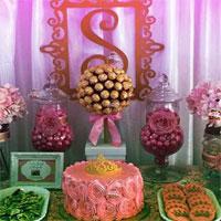 Play New Year Hidden Cake