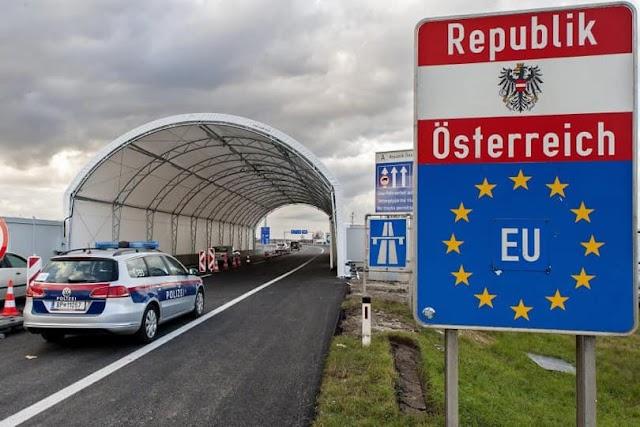 Ausztria megerősíti a határellenőrzéseket Csehországot és Szlovákiát érintően