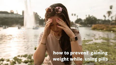 How to prevent gaining weight on birth control?