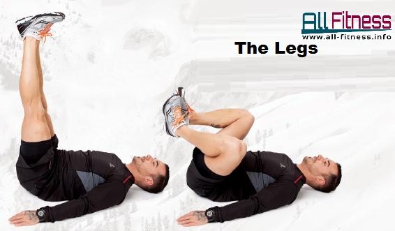 The Legs  All Fitnesse  allfitnesse