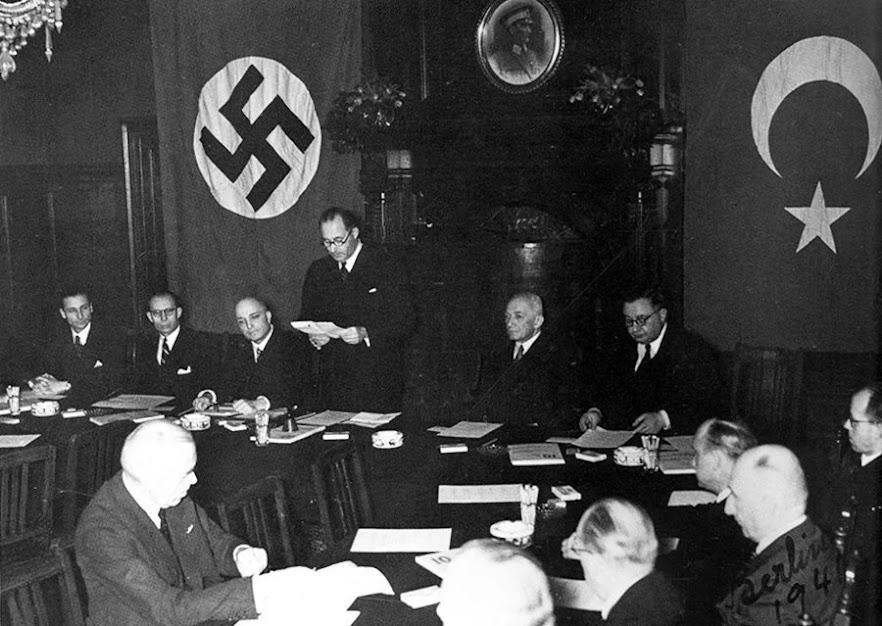 Με συνταγή… ναζί οι σχέσεις Βερολίνου – Άγκυρας