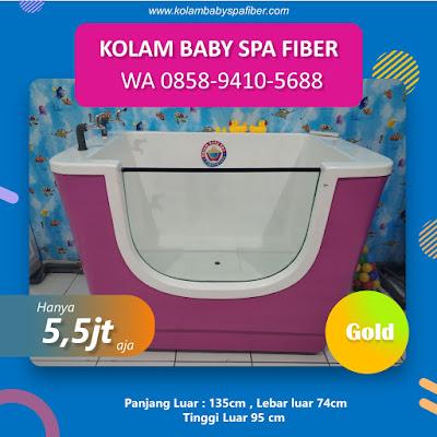 Produsen Kolam Baby Spa Seruyan berkualitas