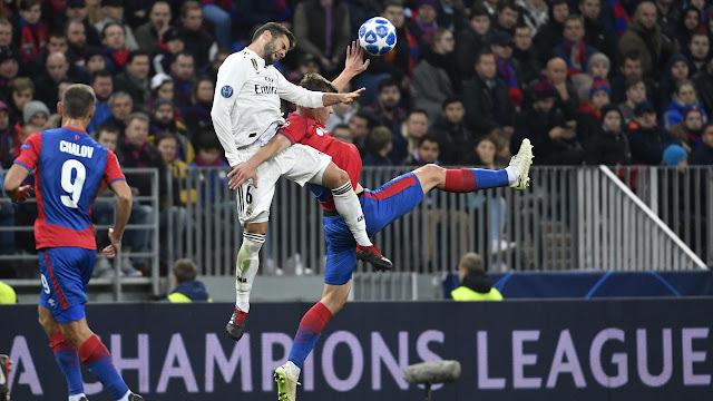 Real Madrid Kehilangan Dua Orang Pemainnya Jelang Pertandingan Piala Dunia Antarklub 2018