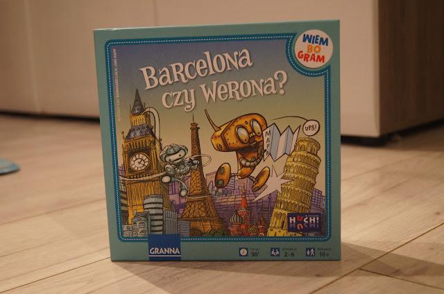 Barcelona czy Werona? Z cyklu: Wiem bo gram!