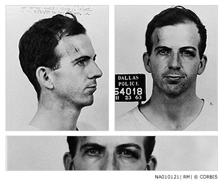 Oswald didnt kill kennedy essay