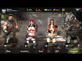 Dead Warfare Zombie Mod Apk Unlimited Money