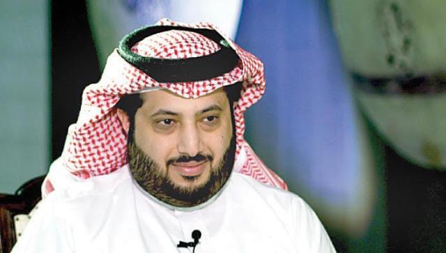 تركي آل الشيخ :أنتظر إشارة الخطيب ليكون كهربا فى الأهلى