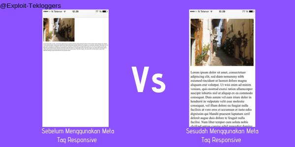 Meta Tag Responsive Yang Wajib Dipasang Pada Situs Blog