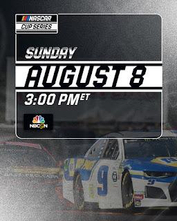 NASCAR Returns to Watkins Glen International