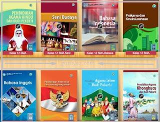 Download Buku SMA Kelas X XI XII Revisi 2020